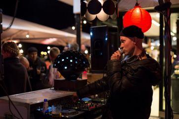 DJ Riku Nieminen c/ Iida-Liina Linnea