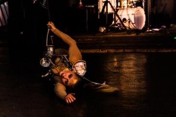 Hedda Liukkala / KELLOHALLI - Teurastamon Halloween 2017 - Laura Nissinen